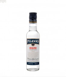 Ouzo Pilavas Nektar 200 ml Vol. 40 %