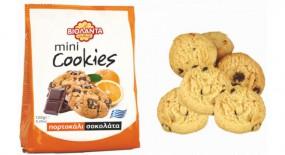 Violanta Mini Cookies Orange-Schoko 125g