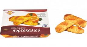 Violanta Biscuits Display Orange 300g