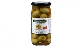 BUONO Grüne Oliven+Getrocknete Tomaten 200g