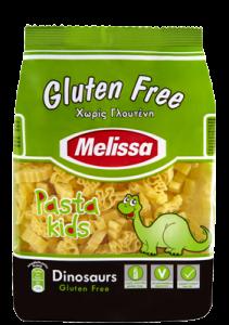 Melissa Pasta Kids Glutenfrei Dinosaurier 500 g