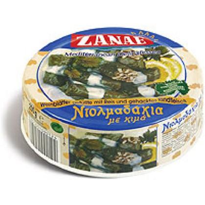 Zanae gefüllte Weinblätter mit Rinderhack 200 g