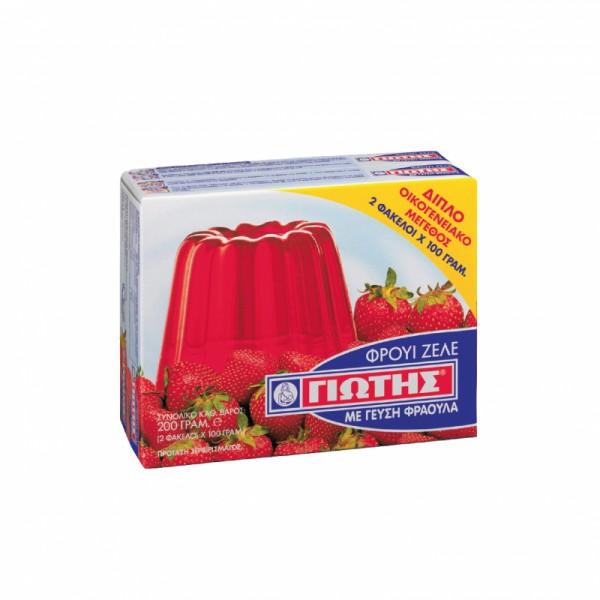 Jotis Erdbeer Gelee 200g