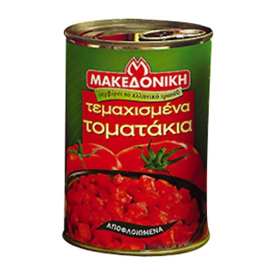 Makedoniki gestückelte Tomaten 400 g