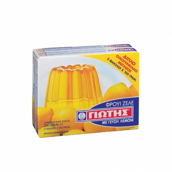 Jotis Zitronen Gelee 200g