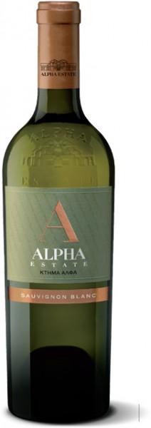 Alpha Estate Sauvignon Blanc Weißwein 750 ml