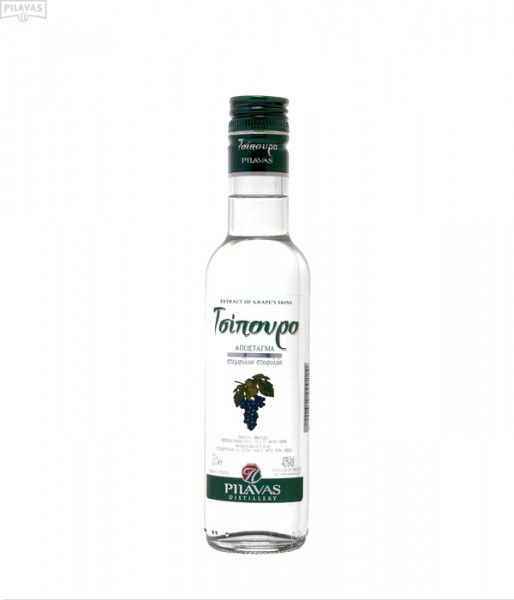 Pilavas Tsipouro 200 ml Vol. 40%