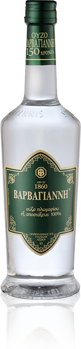 Barbayanni Ouzo grün Vol. 42% 200 ml