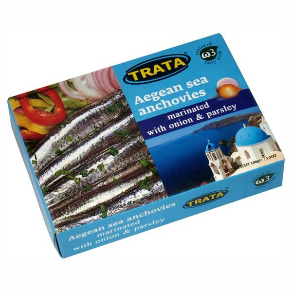 Anchovies mariniert Trata 100g