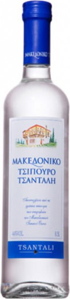 Tsantali Tsipouro Makedoniko Vol. 42% 500 ml