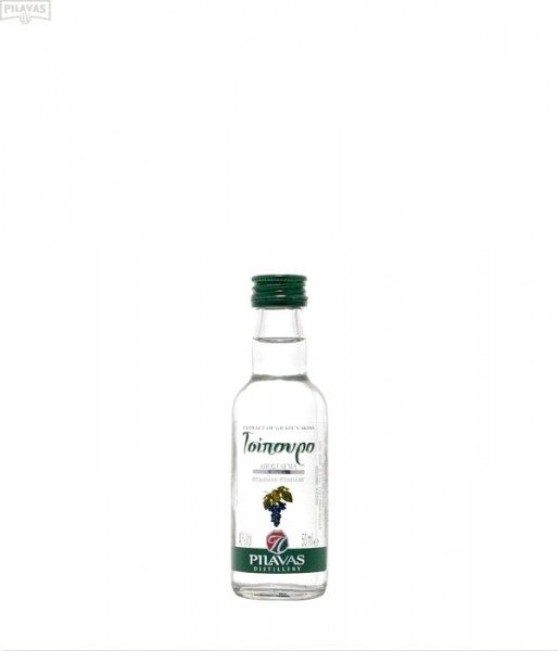 Pilavas Tsipouro 50 ml Vol. 40%
