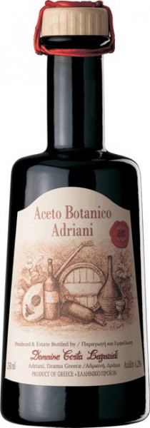 Costa Lazaridi Aceto Botanico Red Seal 250 ml