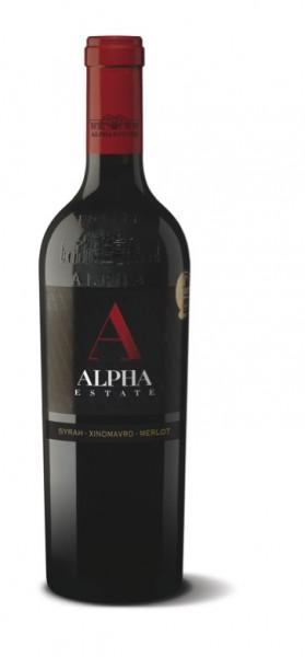 Alpha Estate Rotwein 750 ml