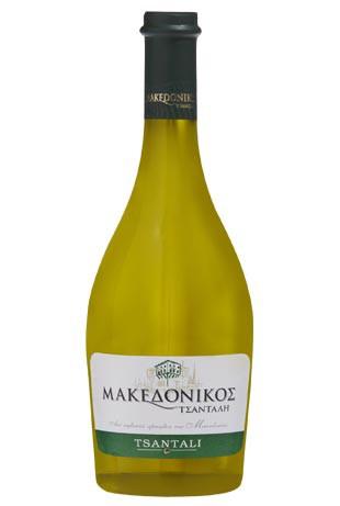 Tsantalis Makedonikos Weißwein 750 ml