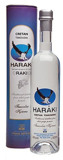 Haraki Tsikoudia Vol. 40% 700 ml