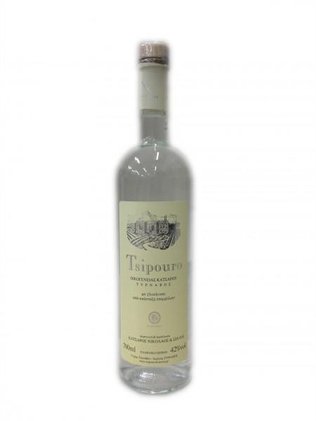 Katsaros Tsipouro 700 ml Vol. 42% mit Anis