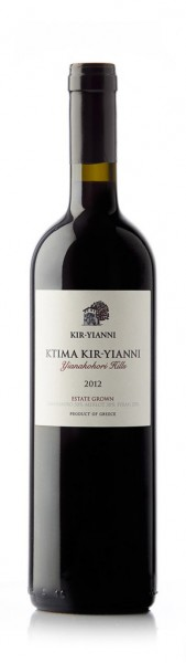 Kir Yianni Ktima Rotwein 750 ml