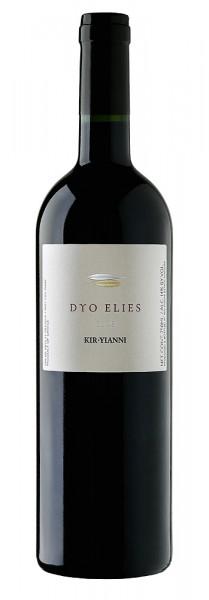 Kir Yianni Dio Elies Rotwein 750 ml