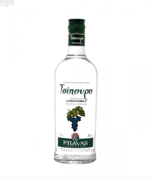 Pilavas Tsipouro 700 ml Vol. 40%