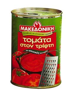 Makedoniki geriebene Tomaten 400 g