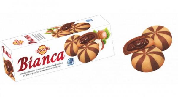 Violanta BIANCA Kekse Vanille-Kakao 150g