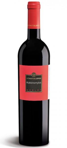 Tselepos Kokkinomilos Rotwein 750 ml