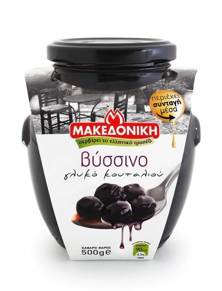 Makedoniki eingelegte Sauerkirschen 500 g