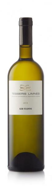 Kir Yianni Tesseris Limnes Weißwein 750 ml