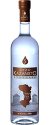 Stoupakis Kazanisto Ouzo Vol. 40% 500 ml