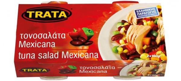 Thunfischsalat Mexicana Trata 2x160g