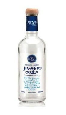 Katsaros Ouzo Tirnavou Jivaeri Mini Vol. 40 % 50 ml