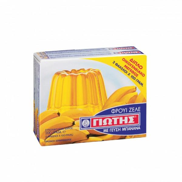 Jotis Bananen Gelee 200g