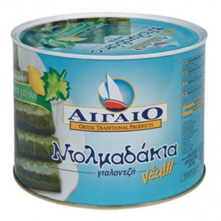 Makedoniki Aigaio gefüllte Weinblätter 2 kg