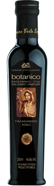 Costa Lazaridi Aceto Botanico Brown Seal 250 ml
