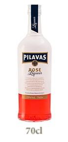 Rosenlikör Pilavas 700ml 25%