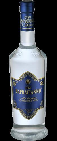 Barbayanni Ouzo blau Vol. 46% 700 ml