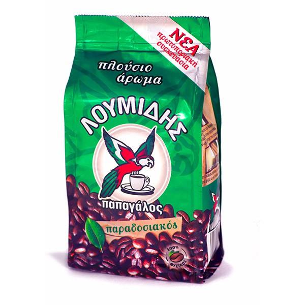 Loumidis griechischer Kaffee Mokka 100 g