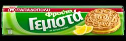 Papadopoulou Doppelkeks mit Zitronencreme 200g