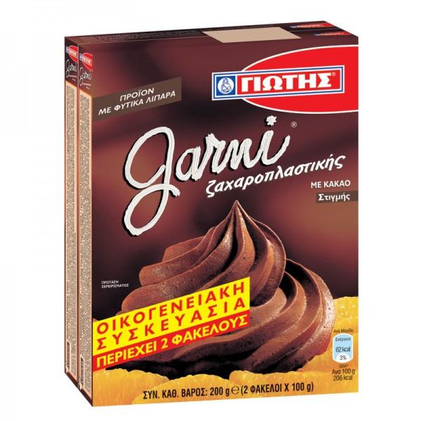 Jotis Garni Schokolade 200g