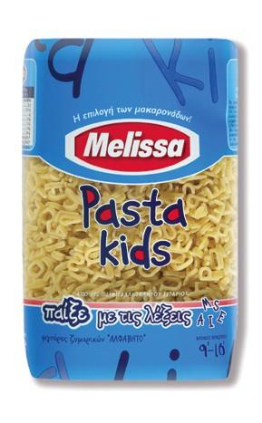 Melissa Pasta Kids Buchstaben 500 g