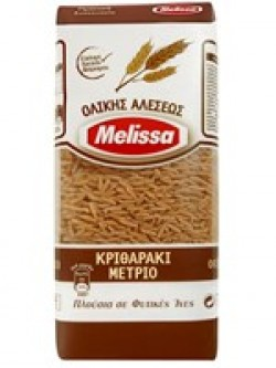 Melissa Reisnudeln Kritharaki Vollkorn medium 500 g