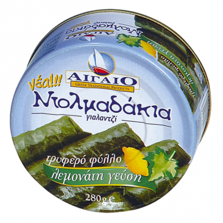 Makedoniki Aigaio gefüllte Weinblätter 280 g