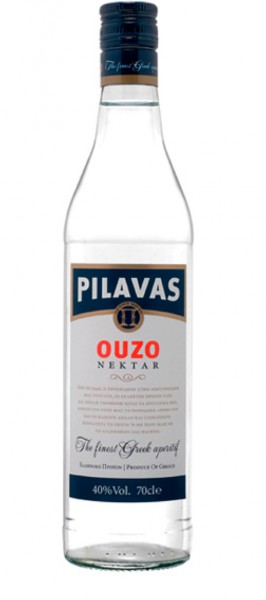 Ouzo Pilavas 700 ml Vol. 38 %