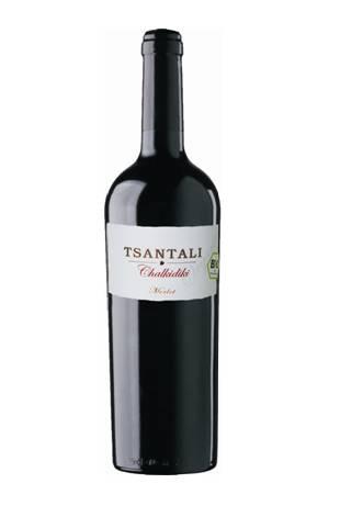 Tsantalis Merlot Rotwein 750ml