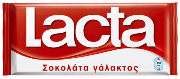 Lacta Vollmilchschokolade 85 g