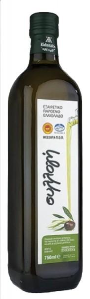 Kidonakis Extra Natives Olivenöl Sillogi Crete 750ml