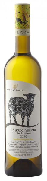 Nico Lazaridi Black Sheep Weißwein