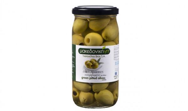 BUONO Grüne Oliven ohne Stein 200g